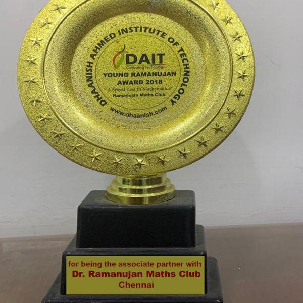 DrRamanujan Maths Club